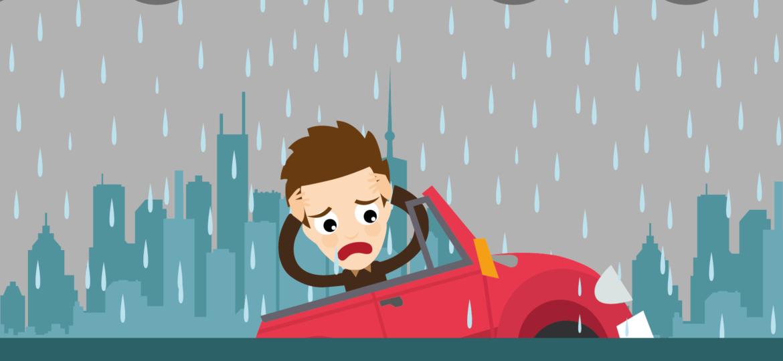 Istra seguros para lluvias